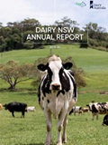 DairyNSW_Annual Report 2019-20 cover