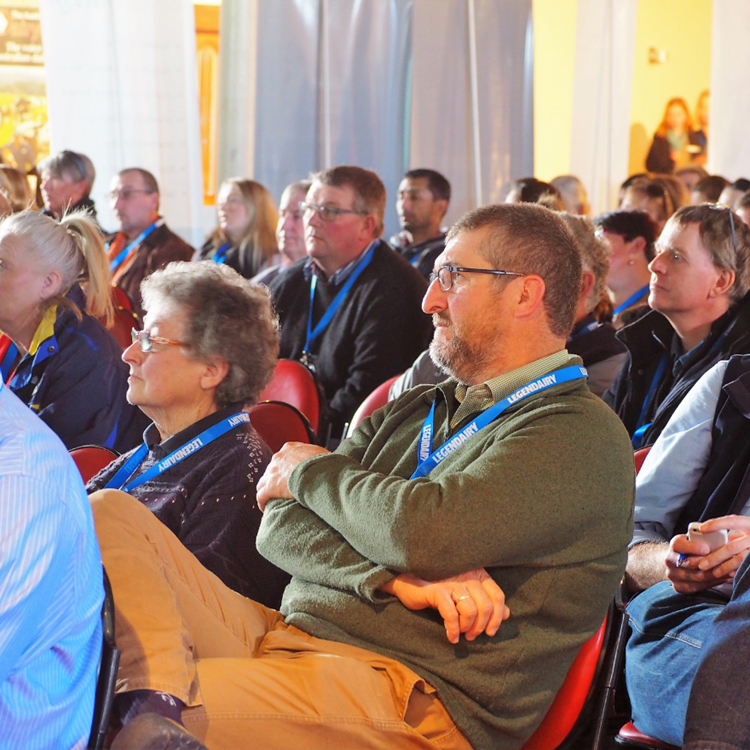 Attendees at the DairySA conference